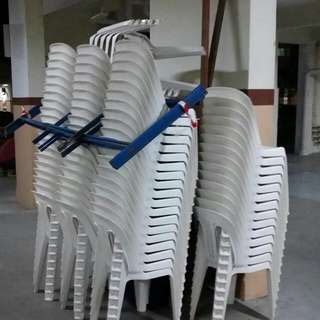 Mini Event Renting Chair Table & Decoration