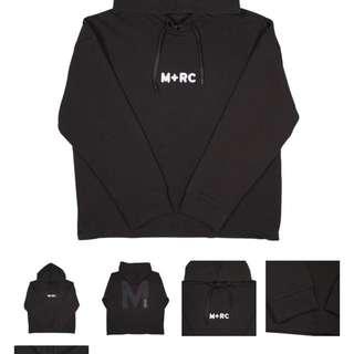 M+RC hoodie