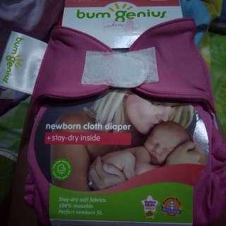 Cloth diaper bum genuis