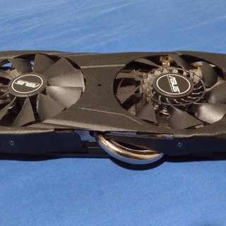 Dead Asus R9290x