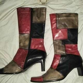 Sepatu Boots Rotelli size 40