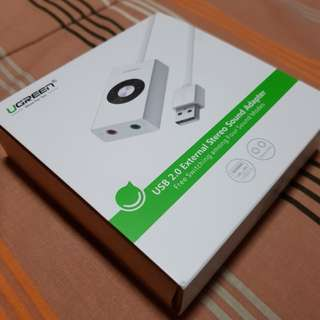 UGreen Soundcard