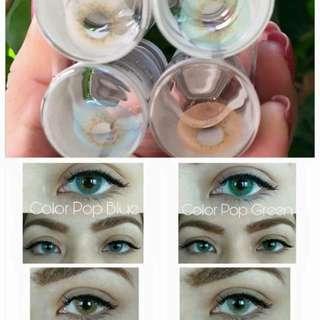 Sparkle Solotica Contact Lense