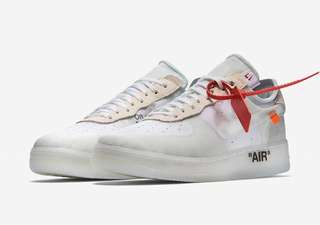 Offwhite Airforce 1
