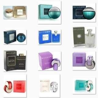 Original perfumes