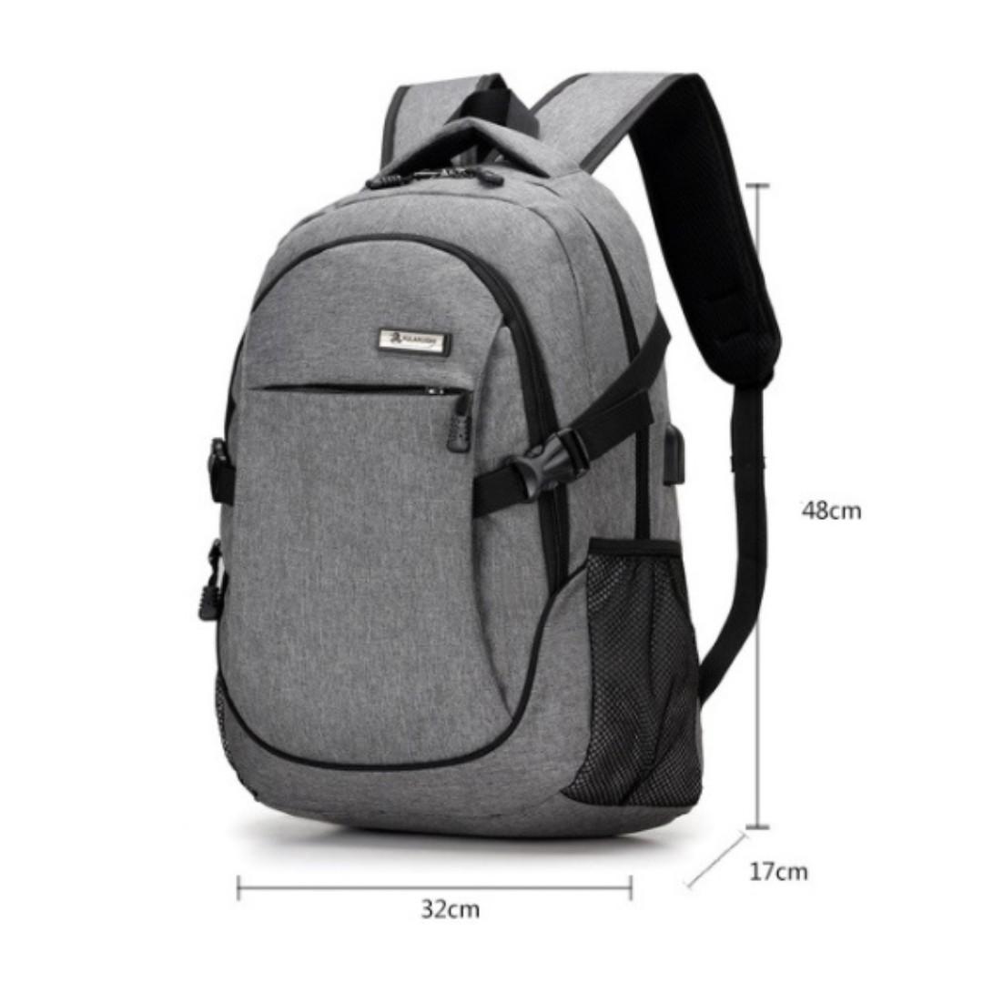 76f69f7856 05017 Multifunctional USB Backpack