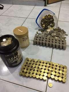 50cent coins