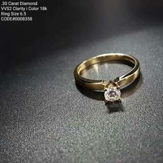 Real Diamonds Engagement Rings in Hk Setting
