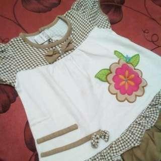 baju Anak 1y-3y
