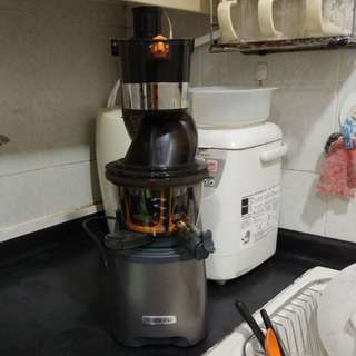 Kenwood JMP800SI 果汁機 慢磨機