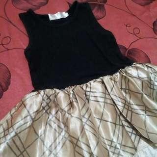 dress Anak 1y-3y