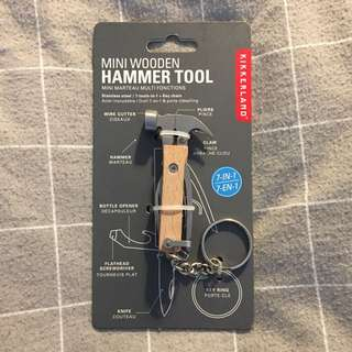 Mini 7-in-1 Hammer Tool