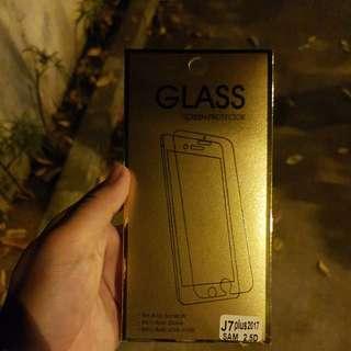Samsung Tempered Glass
