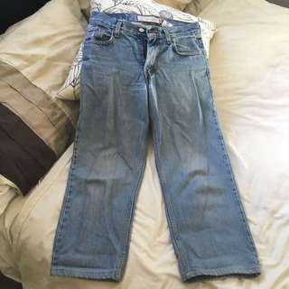 Levi's Relaxed Fit Size S