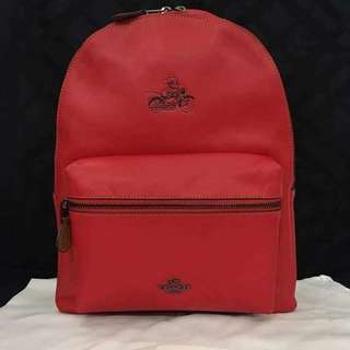 Mickey Mouse Coach backpack (limited edition)
