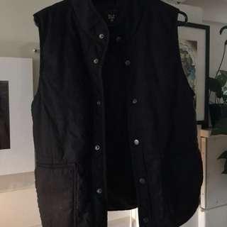 Women's Billabong Size 8 down vest