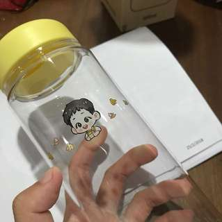 Jhope fansite bottle