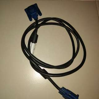 Mornitor VGA cable