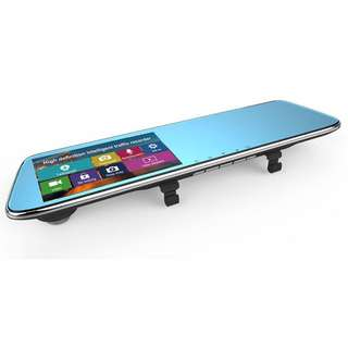 Touchscreen Reerview Mirror