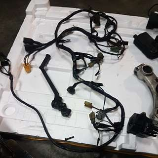 Kr 150 Parts(Still Good Condition)