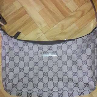 authentic gucci sling..