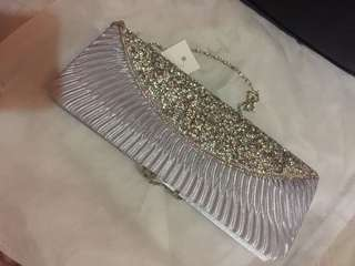 Formal clutch bag