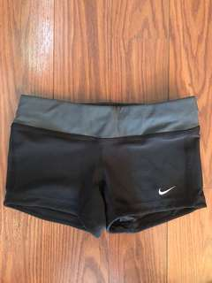 Nike Spandex Hot Short Black XS