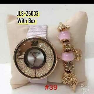 watch w/ bracelet