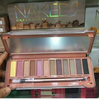 Naked 3 Palette (Inspired)