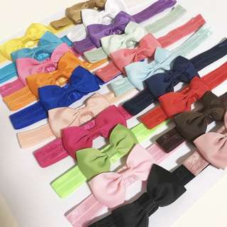 BN Baby Girl Headband Hairbands
