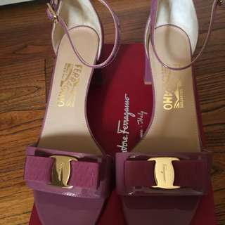 New Ferragamo shoes
