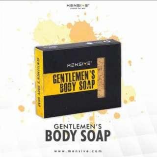 MENSIVE Gentlemen's Body Soap