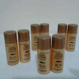 Gold Caviat Collagen Plus Set (Toner + Emulsion)