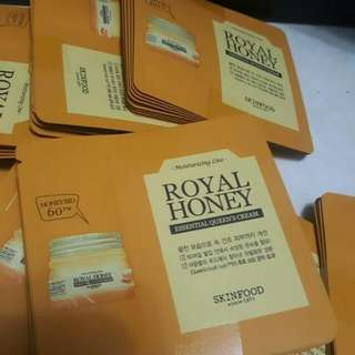 Royal Honey Queens Cream