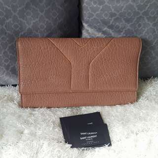 Authentic YSL Yves Saint Laurent Clutch Wallet