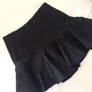 Petite Flare Skirt