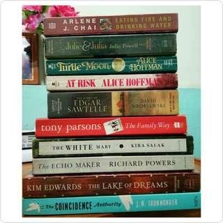 Books at 80
