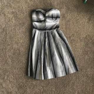 Gorgeous stripe dress