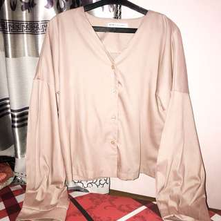 ATS THE LABEL pink top