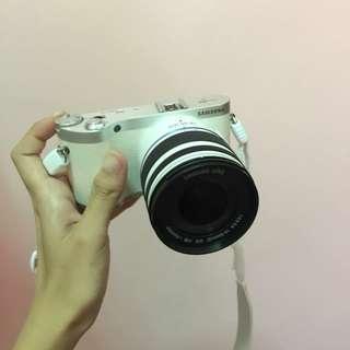NEW! Samsung NX300 (Mirrorless Camera)
