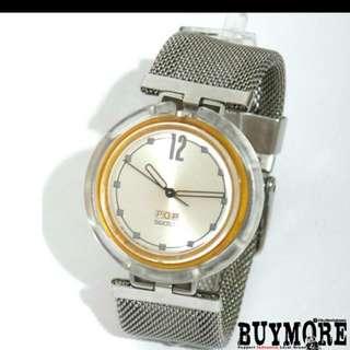Jam Tangan Swatch Pop Original