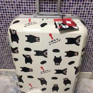 全新 熊本熊 Kumamon 行李箱 喼 25吋