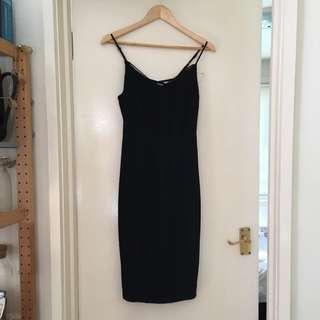 Bardot Au 6 Black Dress