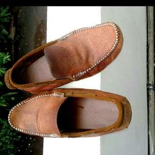 Sepatu kulit original italy