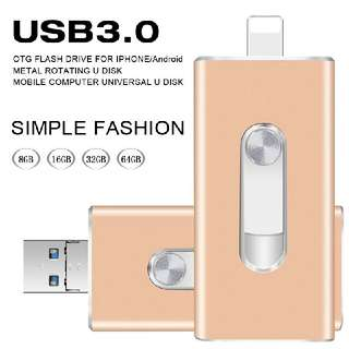 USB STICK MINI METAL FOR IPHONE