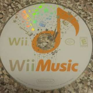 Wii Music Nintendo Wii Console System Video Game