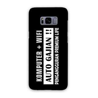 Komputer + Wifi Samsung Galaxy S8 Plus Custom Hard Case