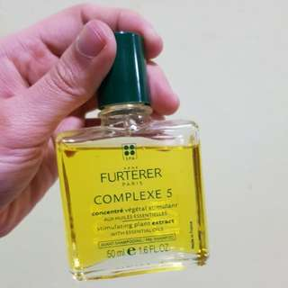 Furterer Complex 5 Essential Oil