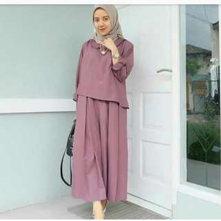 ZAITUN DRESS PINK