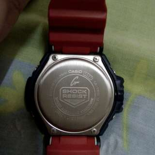 G-Shock GA 1100 ( Optimus Prime )